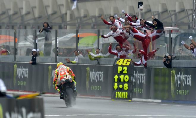 Le Mans: Rossi na Yamaze stejnì dobøe jako na Ducati?