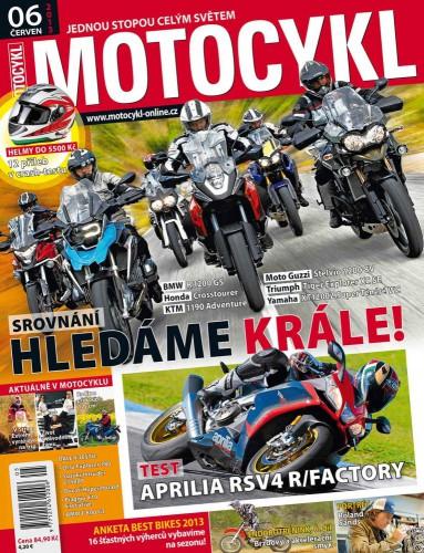 Motocykl 6/2013