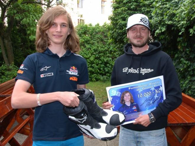 Karel Hanika už má nabídky z Grand Prix