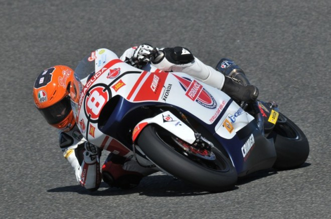 "Gino Rea: ""Chci v Le Mans bodovat"""