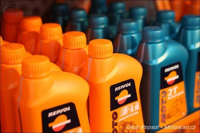 Soutìž o produkty Repsol