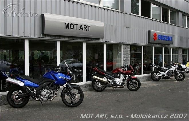 Dny Suzuki Experience u MOT ARTu