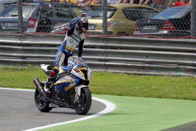Monza: Marco Melandri se postaral o další rekordy