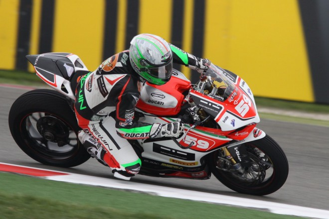 Donington: Canepa s wild card v MS-Superbike