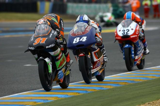 C�lem z�vodu v Le Mans projel Kornfeil �est�