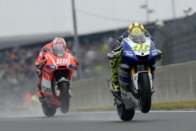 "Rossi a Le Mans: ""Propásnutá pøíležitost"""