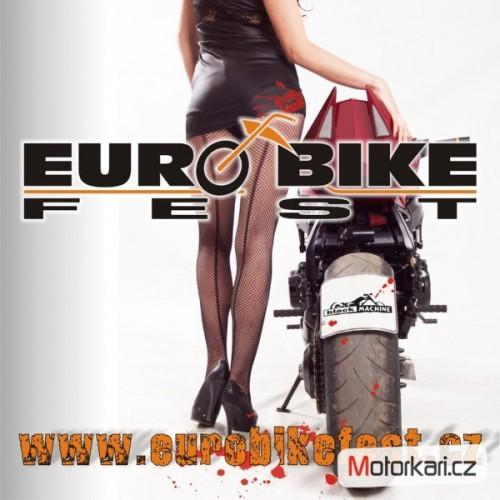 Blesková soutìž o vstupenky na Euro Bike Fest