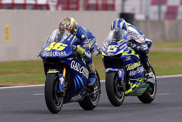 "Gibernau: ""Chci vidìt Rossiho znovu vyhrávat"""