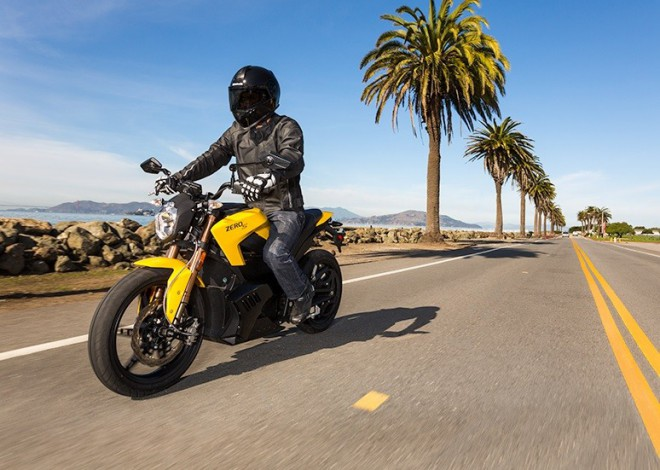 Zero S vyhrál anketu o evropský e-motocykl roku 2013