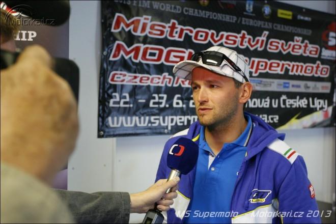 Mistrovství svìta Supermoto v Sosnové se blíží