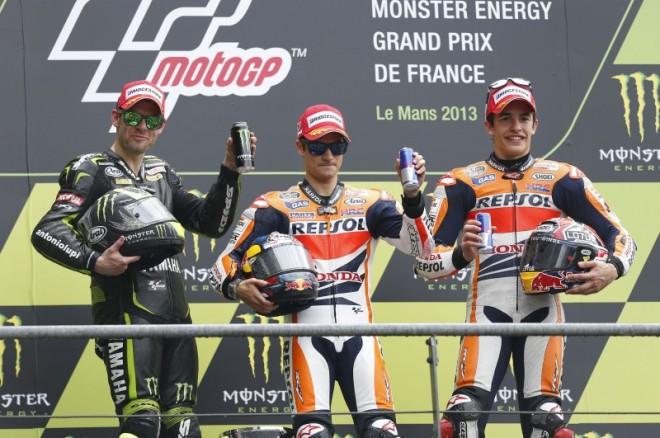 Marc Márquez: Získá Rookie páté podium v øadì na okruhu v Mugellu?