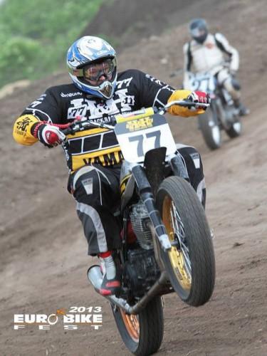 M�R Flat track 2013 � Mu�ov