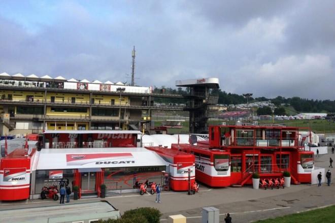 GP Itálie – nedìle v Mugellu