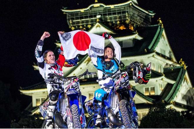 X Fighters v Osace ovládl domácí Taka Higashino