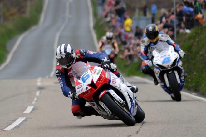 Supersporty vyhrál Michael Dunlop