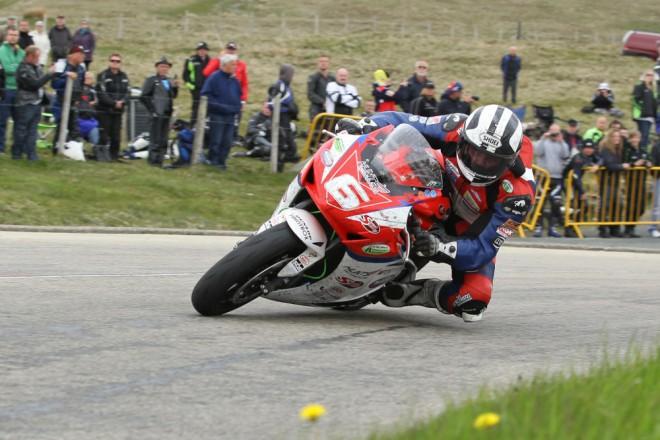 Michael Dunlop z�skal na TT hattrick