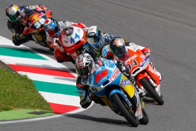 V Mugellu testovaly týmy Moto3