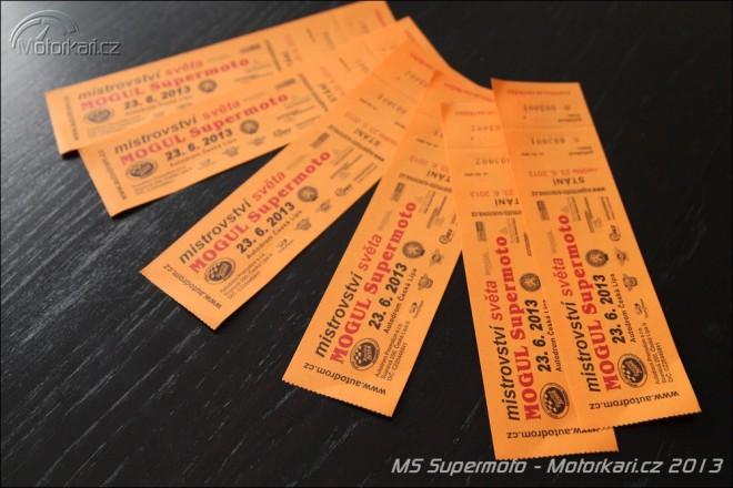 Vyhrajte lístky na MS Supermoto!