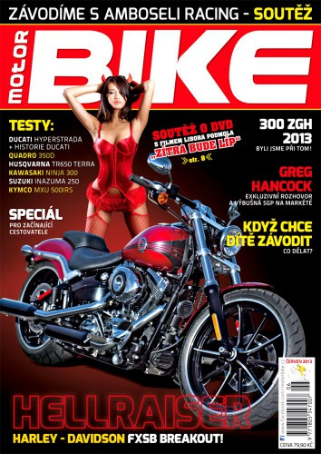 Motorbike 6 / 2013