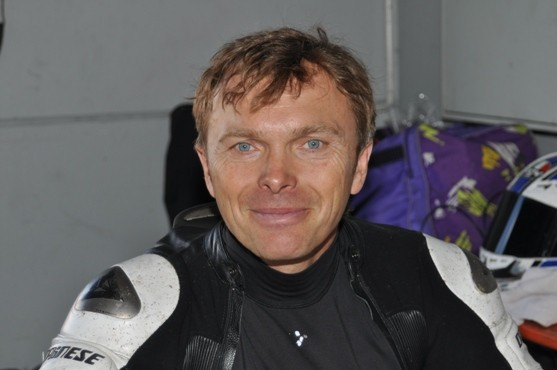 Tøetí závod CEMC v Oscherslebenu také s Jürgenem Fuchsem a Matìjem Smržem