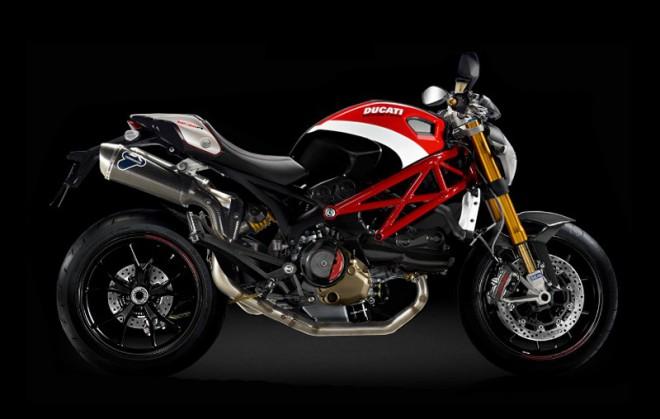 Z druhé ruky - Ducati Monster