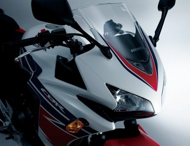 Honda CBR400R zatím pouze pro Japonsko
