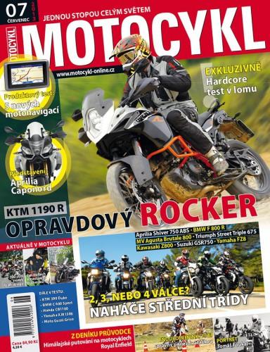 Motocykl 7/2013