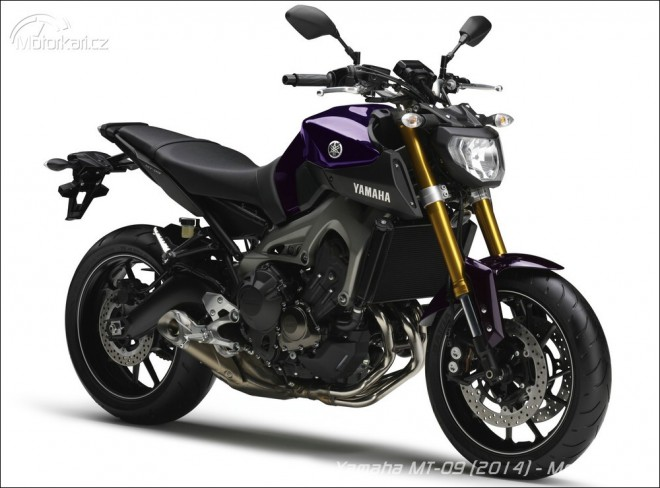 Yamaha MT-09: t��v�lcov� revoluce