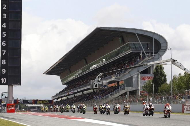 Šestá GP sezony - Velká cena Katalánska