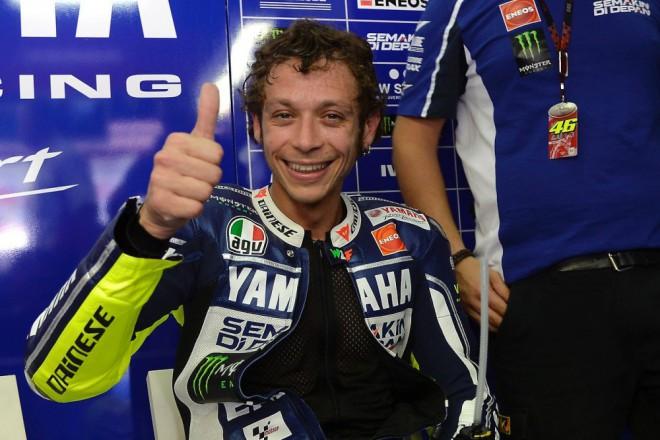 Rossi nic nevzdává, další zlepšení oèekává v testech