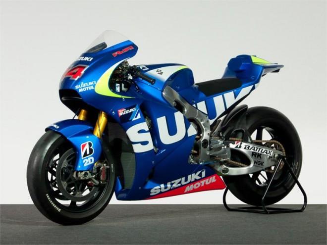 Návrat Suzuki do MotoGP v roce 2015