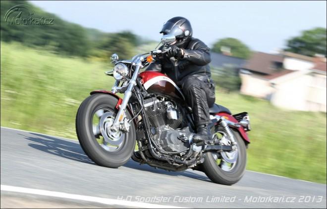 Harley-Davidson Sportster Custom Limited
