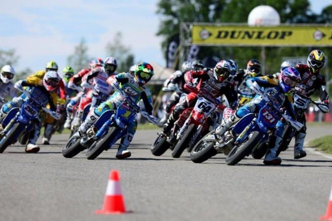 Mistrovství svìta Supermoto v Sosnové