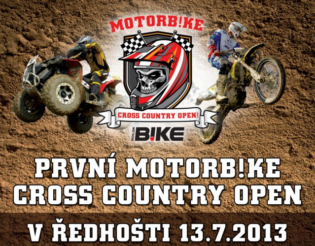 Motorb!ke Cross Country Open 2013