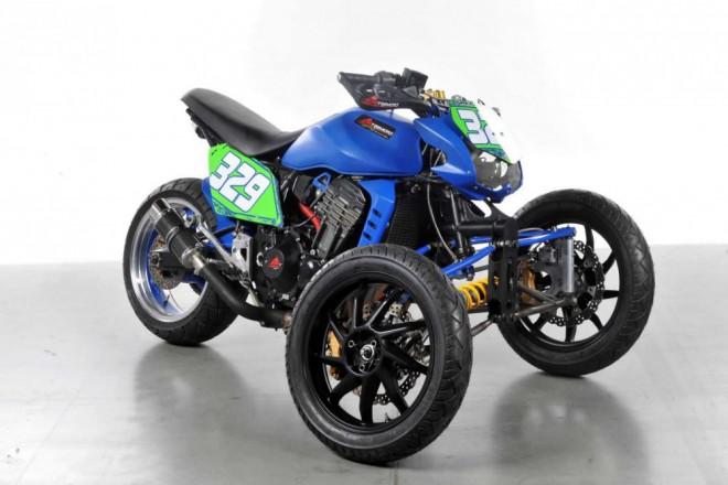 TreMoto Z1000 Trike