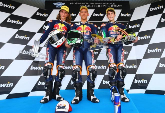 Tøetí kolo Red Bull Rookies Cupu v Assenu