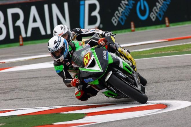 Montáže Brož Racing podruhé v Itálii