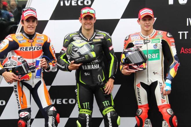 Ohlasy po kvalifikaci MotoGP