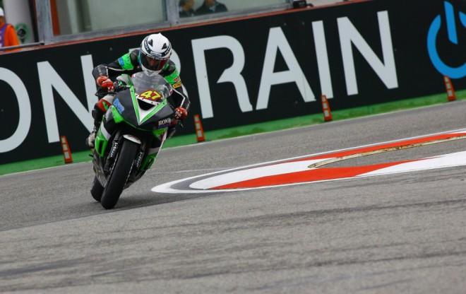 Tomáš Vavrouš závod nedokonèil