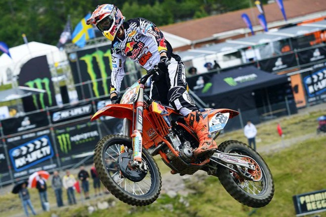 GP �v�dska: V�e p�i star�m - Cairoli a Herlings
