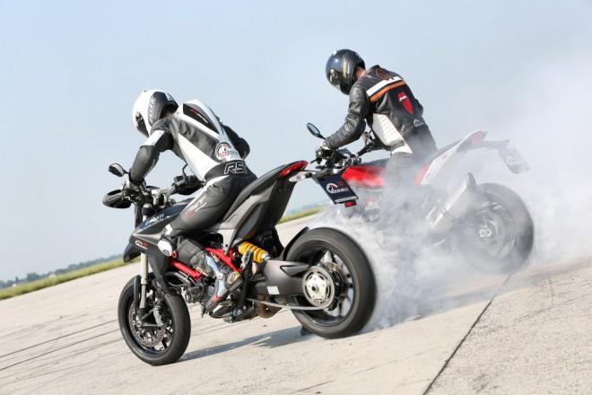 Ducati Hypermotard 800 & Husqvarna Nuda 900 R