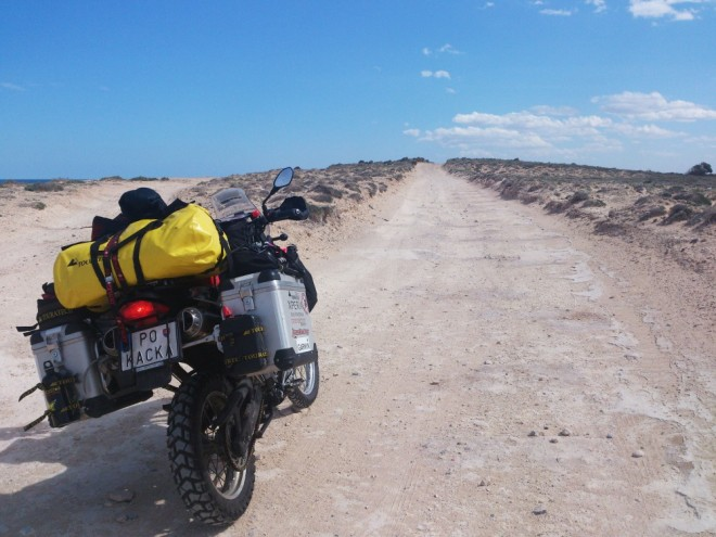 Moto Girl Trip aneb Katka kolem svìta