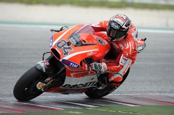 Jezdci tovární Ducati testovali v Misanu