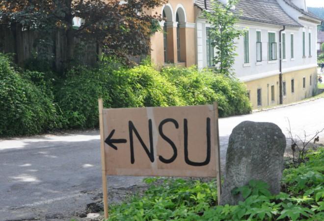 První setkání motocyklù NSU