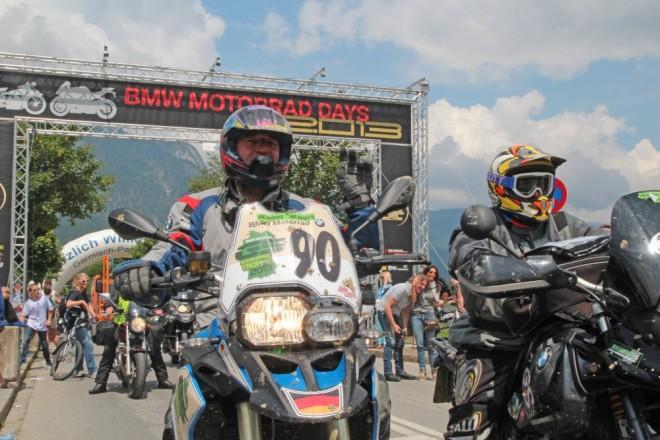 BMW Motorrad Days letos s rekordn� ��ast�