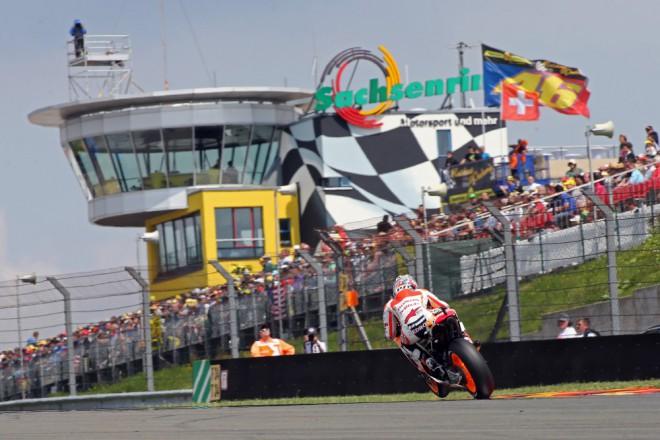 GP N�mecka � ned�le na Sachsenringu