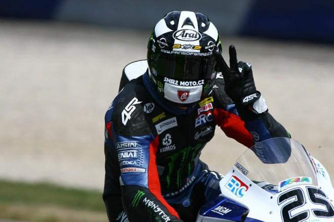 Mat�j Smr� pojede Superbiky na N�rburgringu
