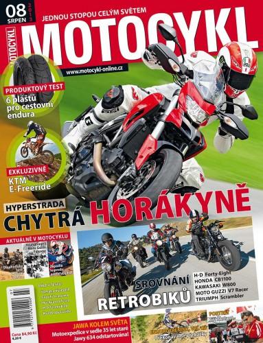 Motocykl 8/2013