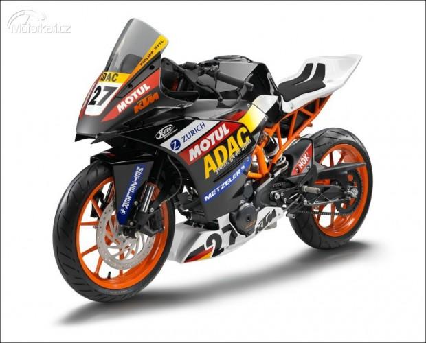 KTM RC390 Cup 2014