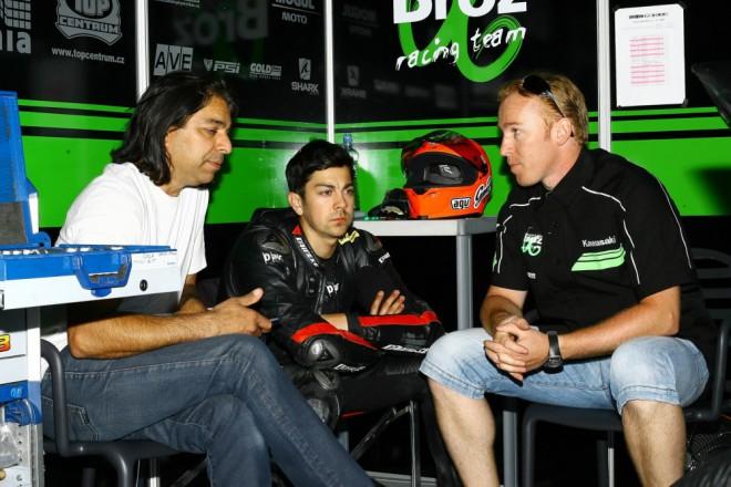 Tým Montáže Brož Racing v seriálu Grand Prix